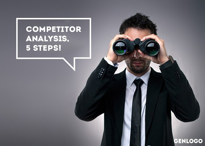 competitor analysis 5 simple steps